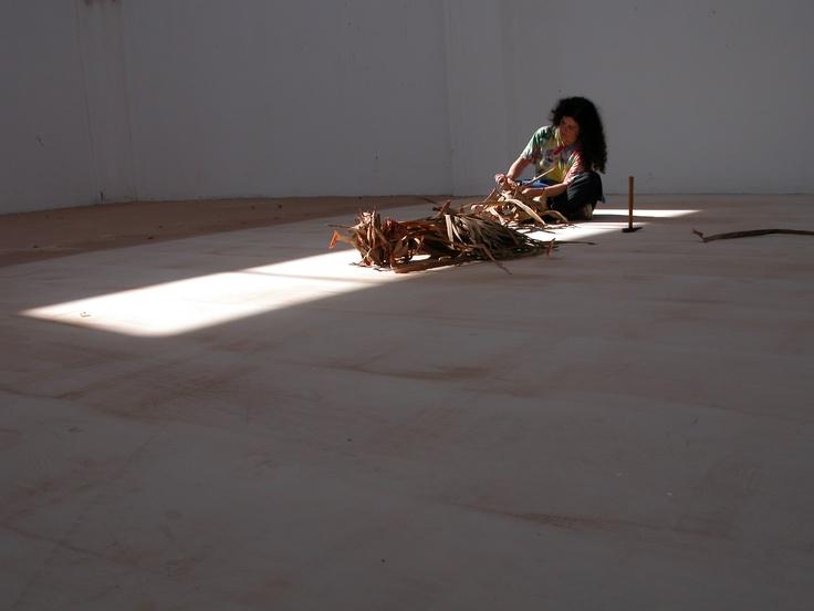 Arqueology of the Garden... my Ar´-Nature Project. RUFINA SANTANA