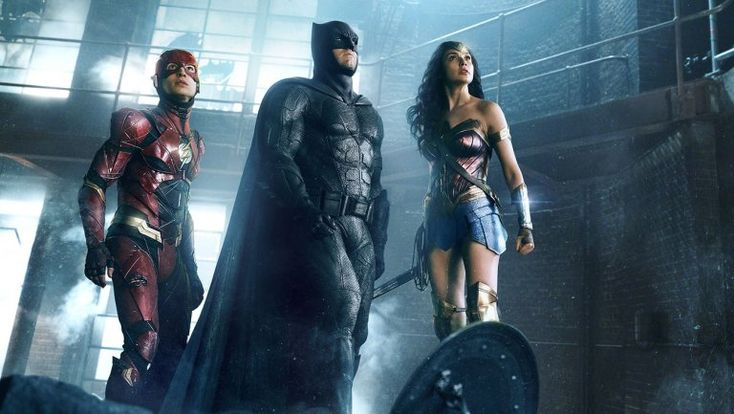'Justice League': Film Review  Wonder Woman bails out a battle-fatigued Batman and Superman in 'Justice League' Warner Bros.' latest DC Comics-derived extravaganza.  read more