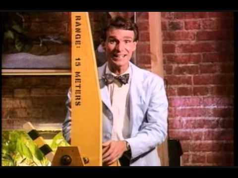 Bill Nye on Simple Machines! (Video)