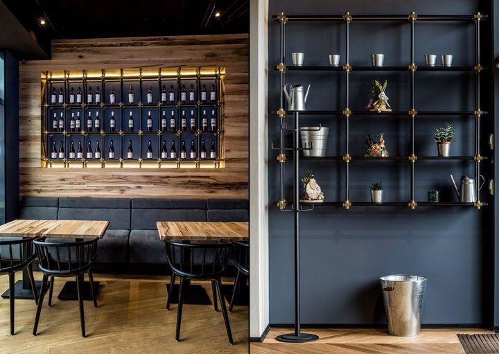 Chop Urban Grill restaurant by Todor Cosmin, Cluj Napoca – Romania » Retail Design Blog