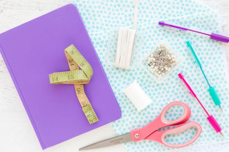 Dieser Journal Stifthalter ist eine einfache Bastelidee aus …   – Basaal