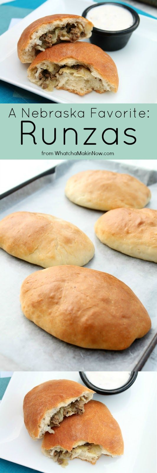Copycat Recipe: Famous Nebraska Runza Sandwiches - cracked the code and these taste so much like the original Runza!