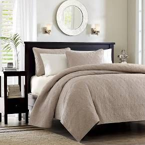 Vancouver Coverlet Set