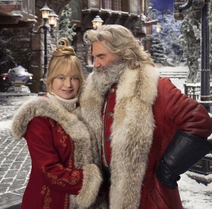 goldie  kurt 🎅🏻🤶🏻🎄  goldie hawn christmas movies