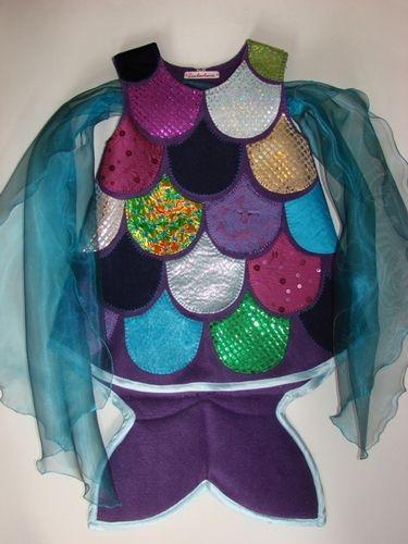 Regenbogenfisch (Kinderkostüm zum Kaufen)