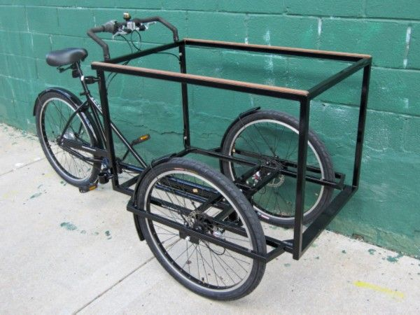 Haley Tricycles|Custom and Vending