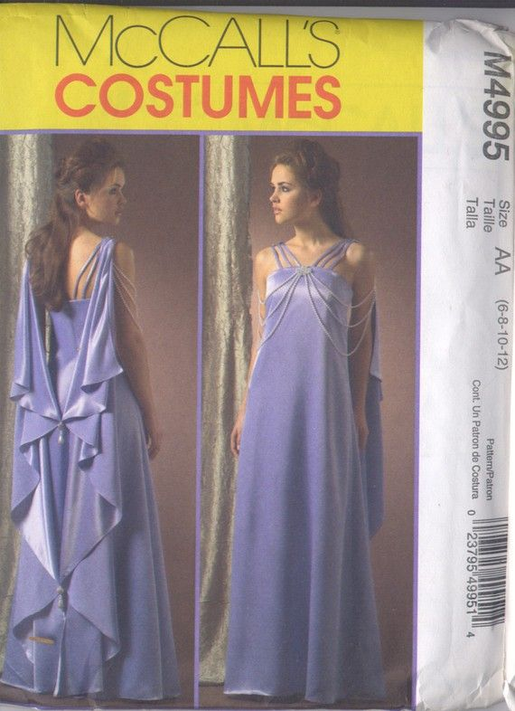Star Wars Queen Padme Amidala Night Gown Costume by WearingHistory