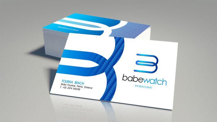 Behance :: Editing BABEWATCH / The Beach Bar