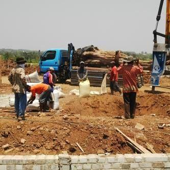 Kontraktor Waterpark: PROGRES KEJA PEMBUATAN WATERPARK SYGON (PASURUAN)