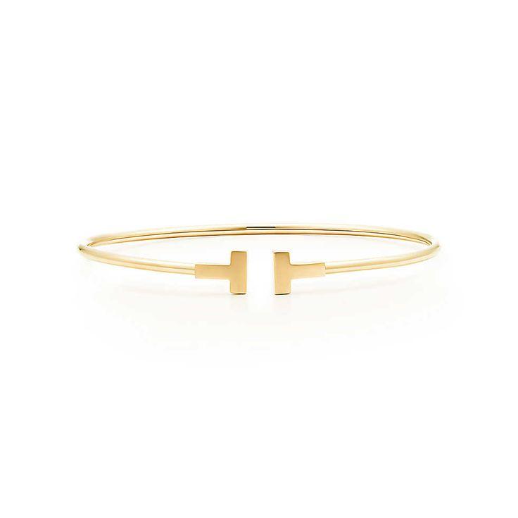 Tiffany T: Narrow Wire Armband