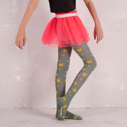 Funky Legs Star Tights