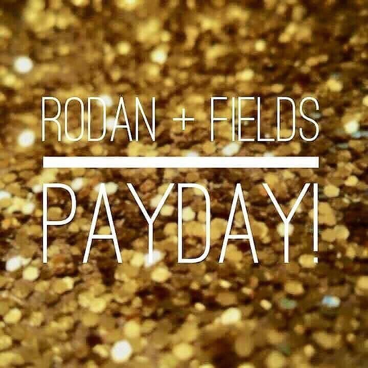 So stoked! Today is RF Payday! All I did was wash my face and talked about it. It's as simple as that and I got paid for it! Join my team today so we can get you started on your journey. #RodanAndFields #RFLife #RFJourney #RFPayday #RFYayDay #DecideTodayHowTomorrowLooks by marian.barnthouse