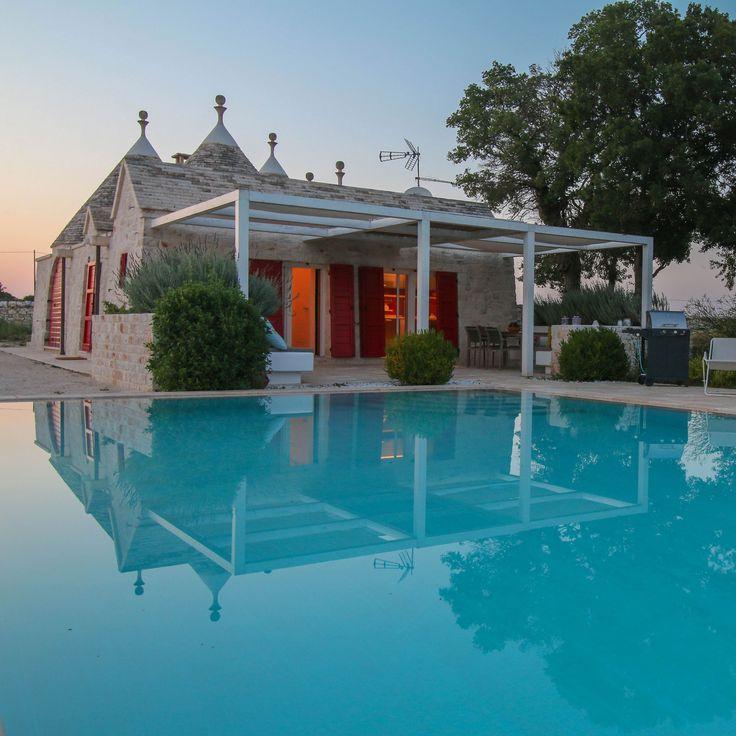 TRULLI MONTE VERDE, Noci, Puglia   http://www.holidayrentalspuglia.com/it/