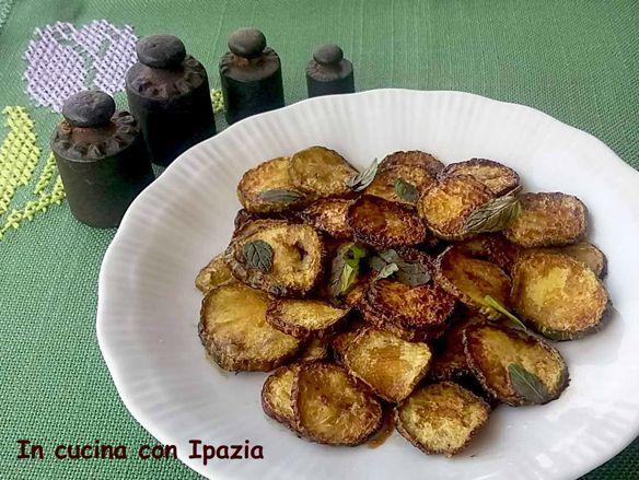Zucchine alla poverella | Ricetta salentina