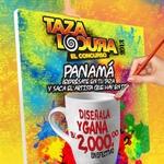 Panamá, ¡saca el artista que hay en ti!. Diseña tu taza. Serán 10 ganadores de B./2.000 cada uno.