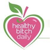 'Healthy Bitch Daily' from the authors of Skinny Bitch: Vegans Recipe, Healthy Bitch, Vegans Bloggers, Healthy Weights, Bitch Daily, Healthy Recipe, Skinny Bitch, Daily Health, Healthy Living