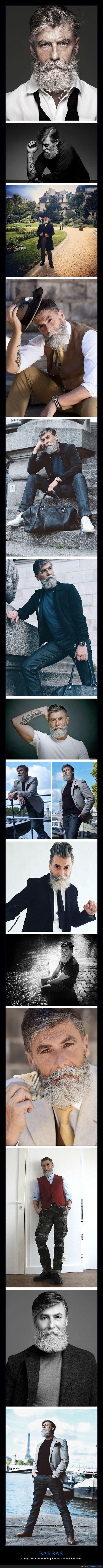 Hombre de 60 años se convierte en modelo profesional tras dejarse barba - El 'maquillaje' de los hombres para estar el doble de atractivos   Gracias a http://www.cuantarazon.com/   Si quieres leer la noticia completa visita: http://www.estoy-aburrido.com/hombre-de-60-anos-se-convierte-en-modelo-profesional-tras-dejarse-barba-el-maquillaje-de-los-hombres-para-estar-el-doble-de-atractivos/