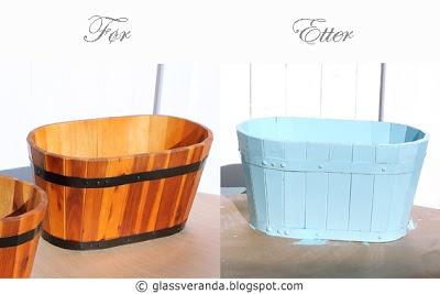 DIY/gjør-det-selv/uterommet: Mal plantekasser og krukker i en ny lekker farge for enkelt å gi uterommet et ansiktsløft!