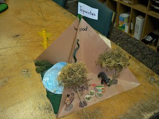 Quadramas for projects - I'm so doing this - Book Report Project!