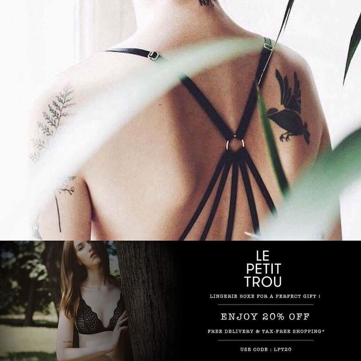 ENJOY 20% OFF on LE PETIT TROU Collection on @brigademondaine   With its refined packaging Le Petit Trou are the perfect gift for you and your loved ones  Dont Miss Out ! Limited Stock Can be combined with permanent services   LIVRAISON GRATUITE en France  100   PAIEMENT EN 3 FOIS OFFERT   FREE DELIVERY WORLDWIDE  500   TAX-FREE SHOPPING (i.e. -20% discount) For non EU customers  #bralette #lace #brief #kinkygirls #brigademondaine #curvygirl #fashionista #lingerieaddiction #giftideas…