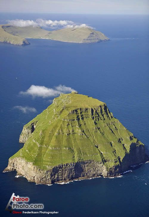 Faroe Islands. I randomly found this island group on a map and I'm obsessed with looking at images of it.