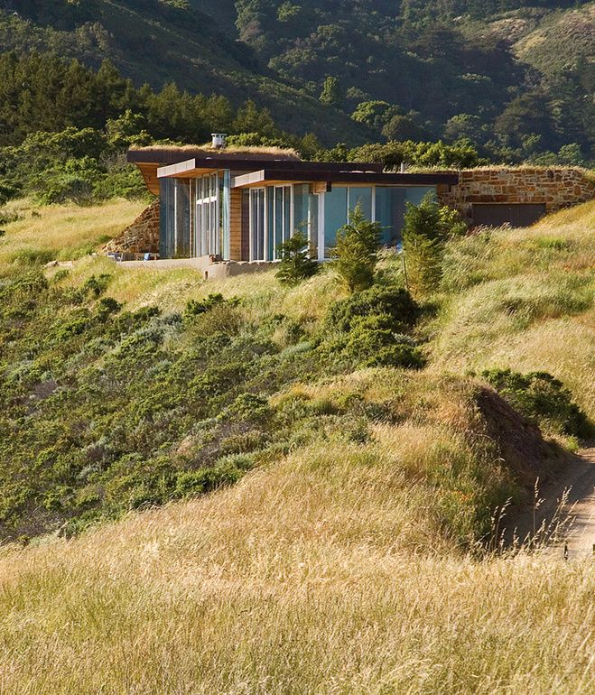 7 Amazing Houses Built Into Nature: 115 Best Images About Homes Built Into Hills, Mountains