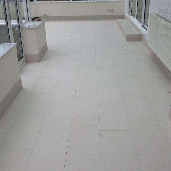 Clean Limestone Tiles