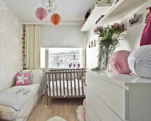 Myytävät asunnot, Arolankaari 8, Turku #oikotieasunnot #lastenhuone #kidsroom