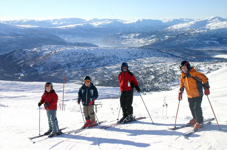 Stryn Winter Ski - also great for families!