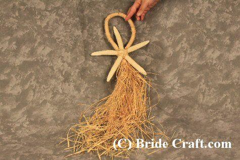 Beach Wedding Decoration DIY steps!
