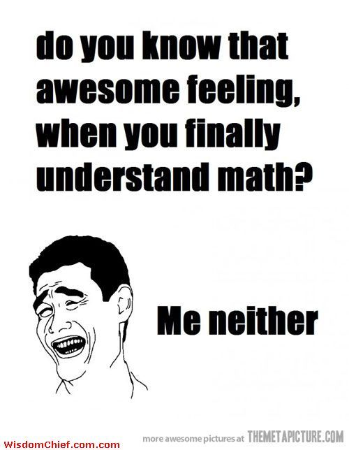 Funny Meme Quotes About School : Best maths memes images on pinterest math humor nerd
