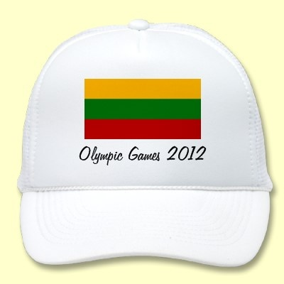 Summer Olympic Games London 2012 Lithuania