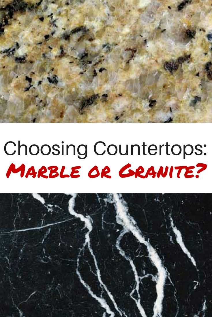 When it comes to counter tops, there are so many options to choose from! Many of my customers narrow it down to marble or granite, but then have a hard time deciding between the two. Marble and granite counter tops are similar in price, but are also very different when it comes to certain things. Since one of the questions I get asked the most is 'What's the difference between marble and granite?' I thought I'd break down some of the pros and cons for you here. Marble Counter tops Marble…