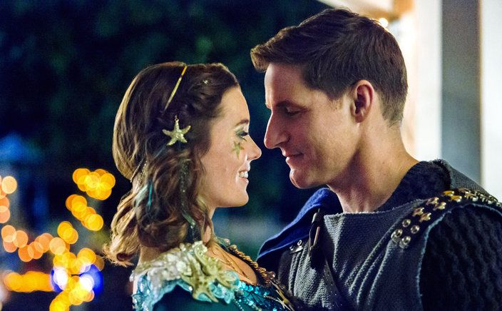 October Kiss. Hallmark is doing Fall movies this year!