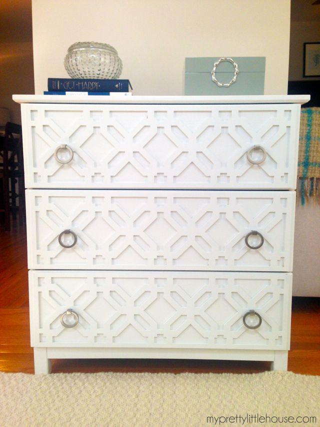 Overlays Gigi On Ikea Tarva In 1 4 Thick Panels