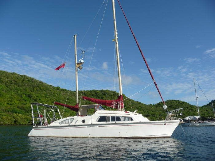 Solaris 42 ketch Catamaran for sale by owner, Solaris 42 catamaran, Solaris 42 cruising catamaran, Solaris 42 catamaran for sale by owner, catamaran for sale. I am in love with this boat!