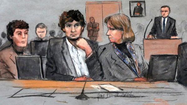 El acusado de los atentados al maratón de Boston: ¿criminal activo o implicado segundón?   Pulso USA - Yahoo Noticias
