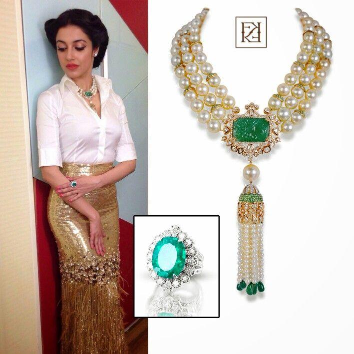 Farah khan fine jewellery