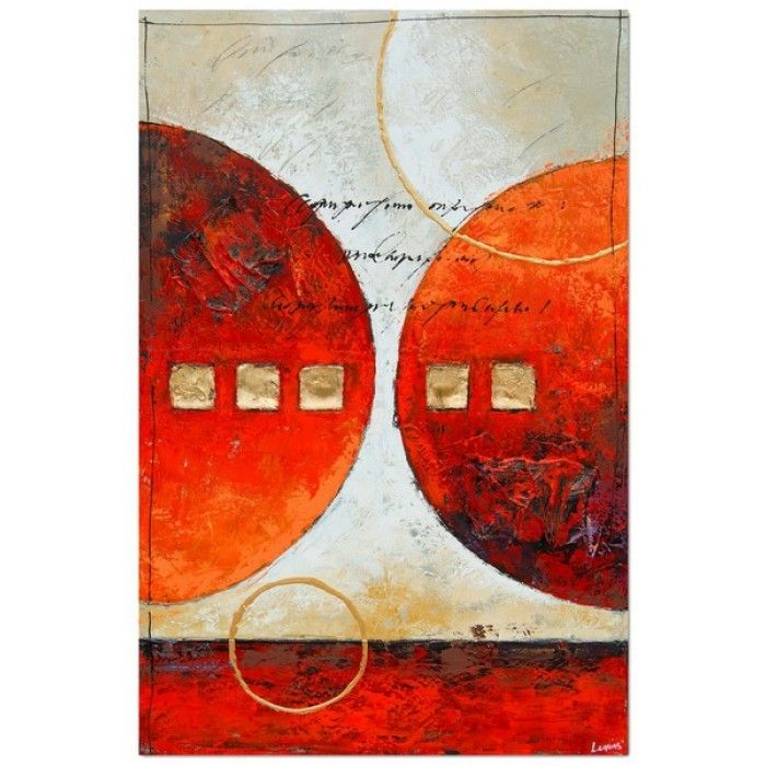 Tablou Abstract Red Dream ap1881