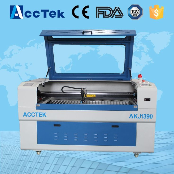 monogram cnc laser cutting machine for wood AKJ1390