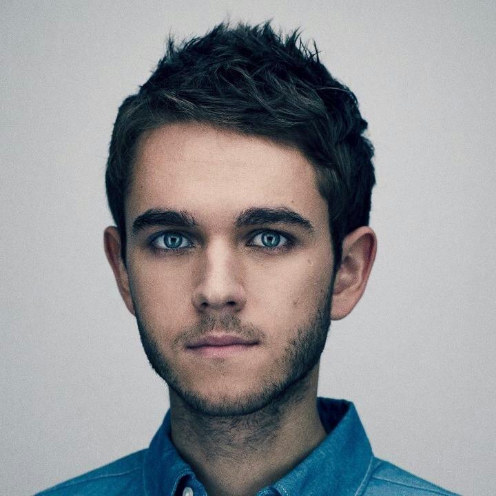 Zedd, those eyes....