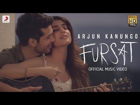 Arjun Kanungo - Fursat | Feat. Sonal Chauhan | Official New Song Music Video - YouTube