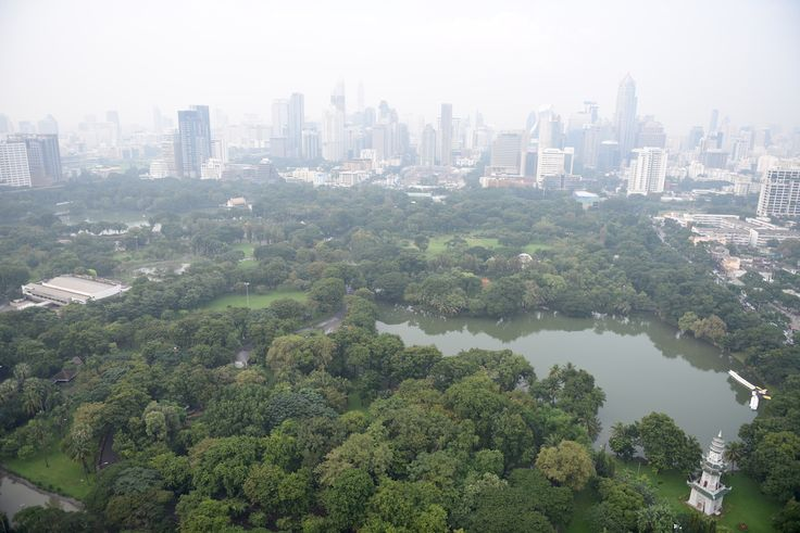 Trzy najlepsze Sky Bary w Bangkoku
