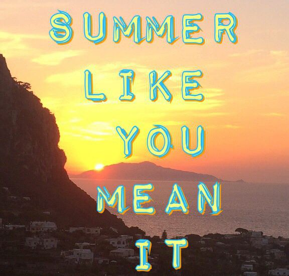 Summer like you mean it!!!!! Capriology Jewelry, handmade creations from the beautiful island of Capri, Italy...