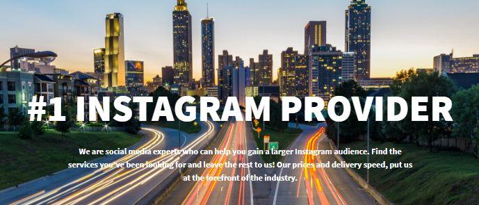 Buy Instagram followers starting at $3 - Goldstar Social