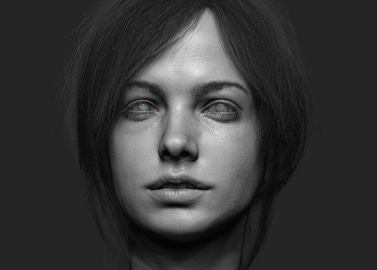 Portrait | The Art of Rafael Grassetti