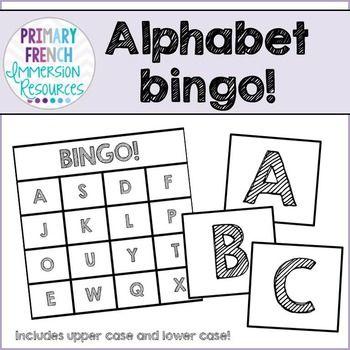 Preschool Letter Bingo Printable wwwpicturesso