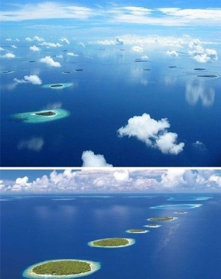 I'm gonna buy all these for my friends so we can all have our own island...everyone except @Nina Strochlic