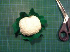 Anna bloggt: Workshop: DIY Blumenkohl für den Kaufmannsladen