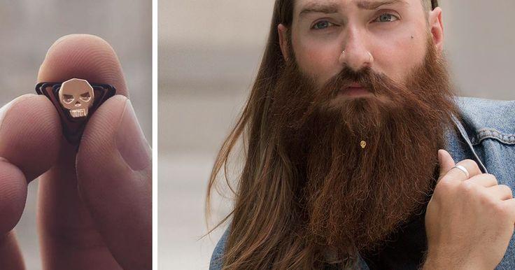 Первая в мире коллекция ювелирных изделий для бородатых мужчин http://chert-poberi.ru/interestnoe/pervaya-v-mire-kollekciya-yuvelirnyx-izdelij-dlya-borodatyx-muzhchin.html